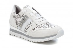 Deportivo Refresh animal print blanco elástico-2