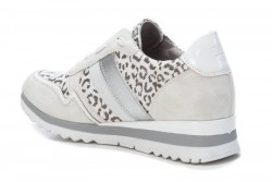 Deportivo Refresh animal print blanco elástico-3
