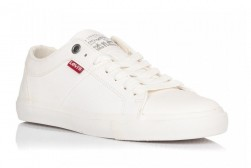 Zapatilla casual Levi´s blanco-1
