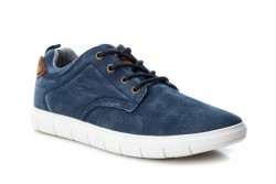 Zapatilla casual Refesh marino
