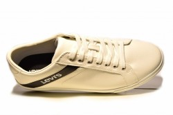 Zapatillas casuales Levi´s blanco-2