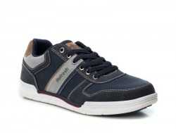 Zapatillas casuales Refresh marino