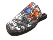 Zapatillas de casa de Spiderman - Iron Man Oficiales-2