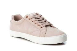 Zapatillas Refresh nude lisa